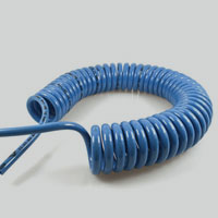 Tubo de Poliuretano Espiral